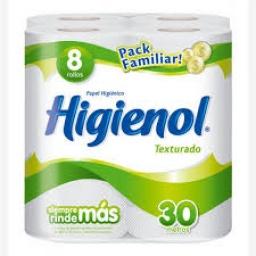 P.H HIGIENOL TEXTURADO X 8 30MTS (48 ROLLOS)