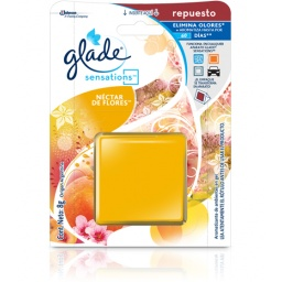 GLADE SENSATION GLASS REPUESTO