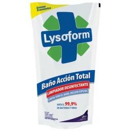LYSOFORM LIMPIADOR LIQUIDO DOYPACK 500ML.