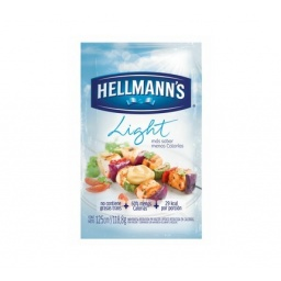 MAYONESA HELLMANNS LIGHT 125 GRS.