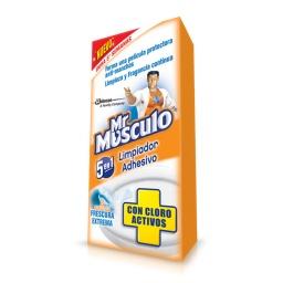 MR.MUSCULO LIMPIADOR ADHESIVO PARA INODORO X 3
