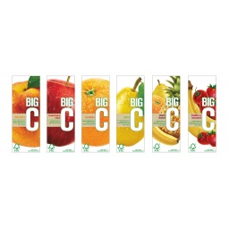 JUGOS BIG C 200ML MULTIFRUTA