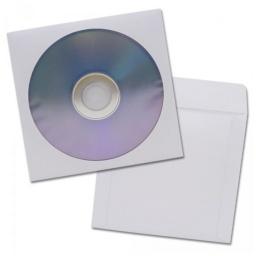 SOBRE CD-DVD X 100 UNIDADES
