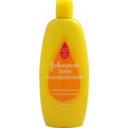 JOHNSONS ACONDICIONADOR X 400 ML