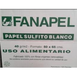 SULFITO FANAPEL EN CAJA X 8 KILOS