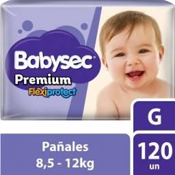 BABYSEC PREMIUM SUPER JUMBO G X 120