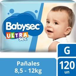 BABYSEC ULTRA SUPER JUMBO G X 120