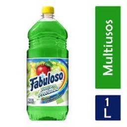 FABULOSO X 1 LITRO PASION DE FRUTAS