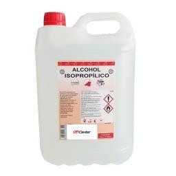 ALCOHOL ISOPROPILICO X 5 LITROS