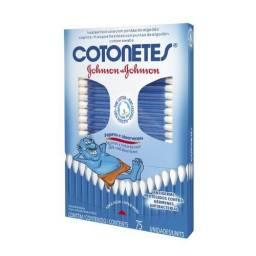 COTONETES JOHNSONS X 75 UNIDADES