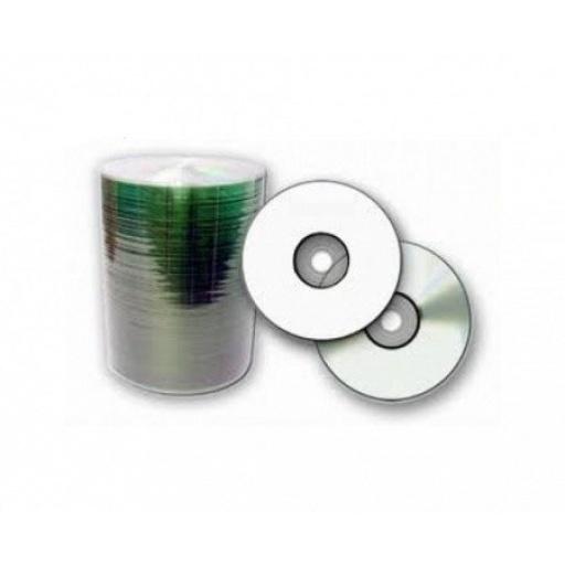 CD-R DINAM PRINTABLE BLANCO BULK X 100 UNIDADES