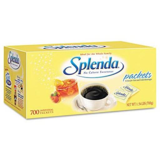 EDULCORANTE SPLENDA X 700 SOBRES