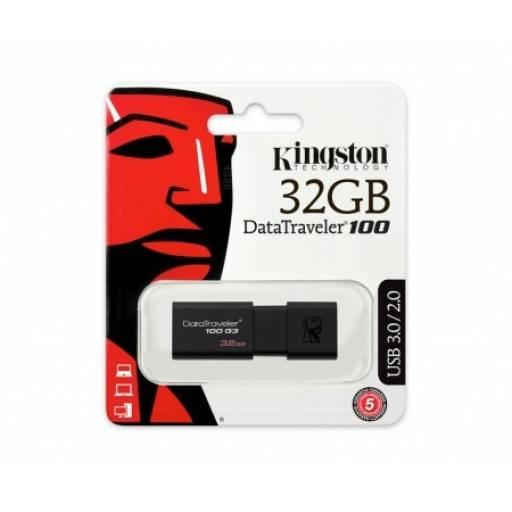 PENDRIVE KINGSTON 32 GB
