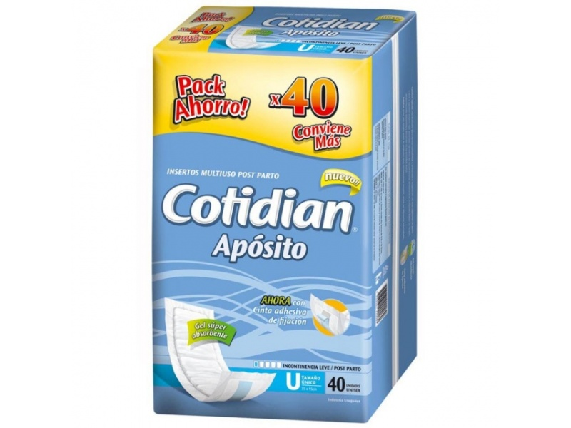 COTIDIAN APOSITOS X 40