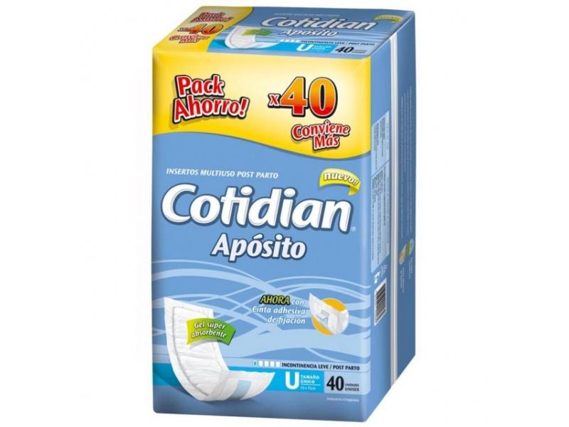 COTIDIAN APOSITOS X 40