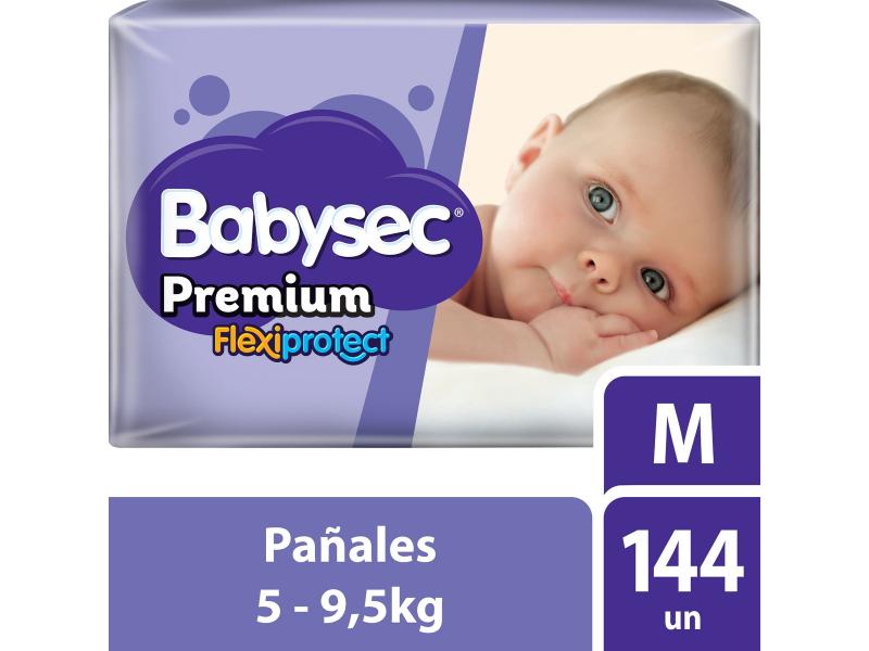 BABYSEC PREMIUM SUPER JUMBO M X 144