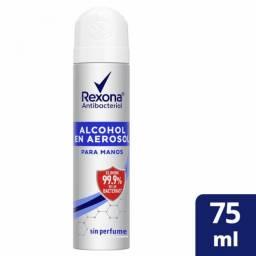 ALCOHOL EN AEROSOL REXONA 75 ML